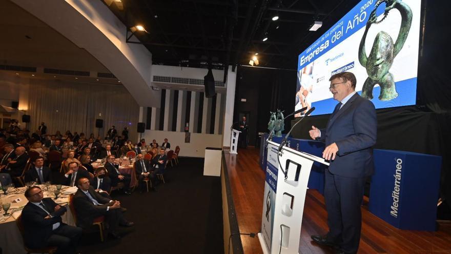 Puig aboga por una alianza frente al alza del coste energético