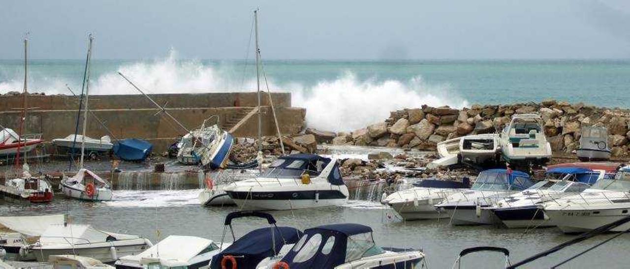 El Consell licita por 3 millones el puerto deportivo de Calp
