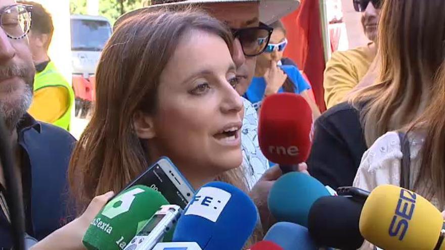 """El PP no hablará con el PSOE si sale adelante el """"pacto de la vergüenza"""" en Navarra"""