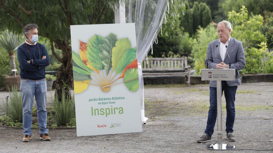 """El Botánico presenta la campaña """"Inspira"""" como referente de la biodiversidad en Asturias"""