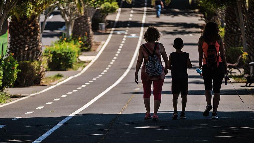 Puerto de la Cruz tendrá una red de carriles para bicis y patinetes