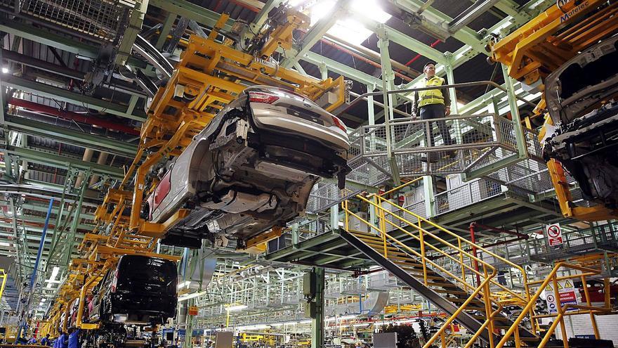 Ford parará su producción del 2 al 5 de noviembre por falta de suministros