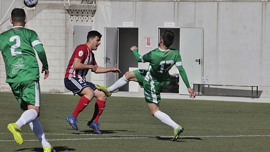 Un positivo en el Somozas aplaza los duelos por el playoff de la última jornada