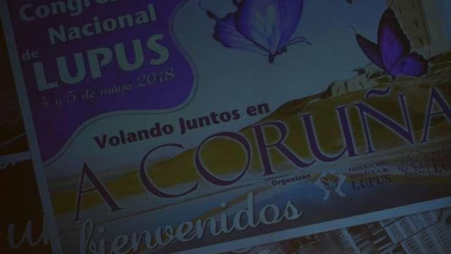Pacientes y expertos analizan los avances en el lupus en A Coruña