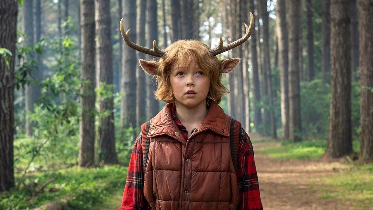 La ficción está protagonizada por un niño ciervo.