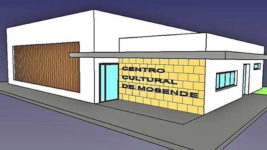 Porriño construirá un nuevo centro cultural en Mosende por falta de espacio del actual