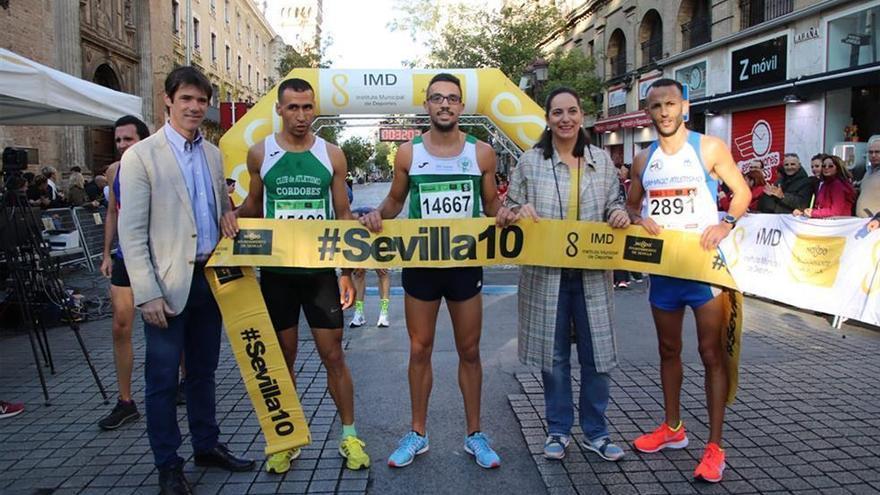 Juan Ignacio Grondona domina en la carrera Casco Antiguo