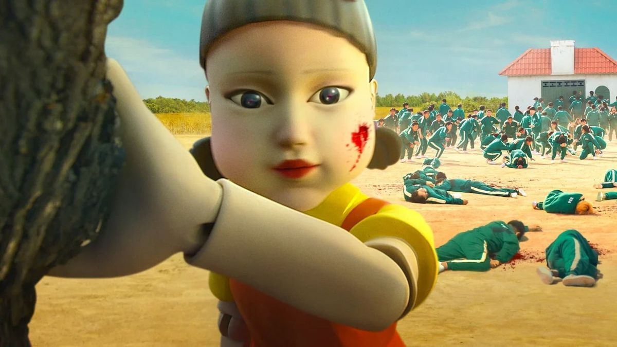 Una escena del primer episodio el nuevo boom de Netflix, 'El juego del calamar'.