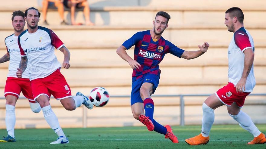 El Poblense incorpora al delantero Peke hasta final de temporada