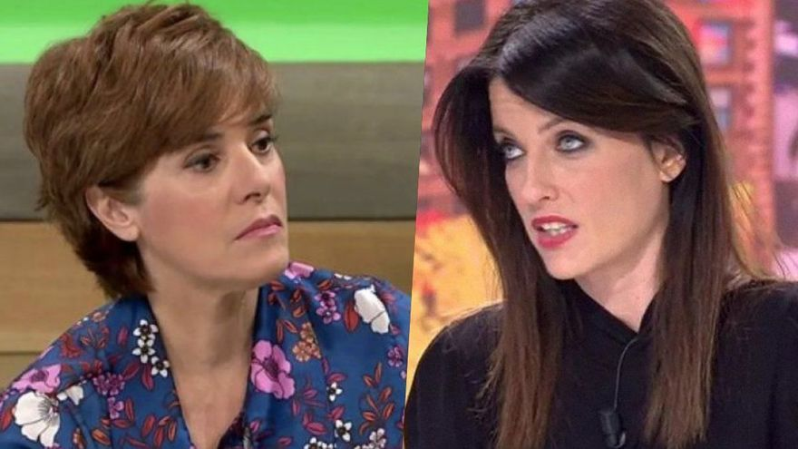 """La respuesta de Cristina Seguí a Anabel Alonso que ha indignado a las redes sociales: """"Pierde las lorzas"""""""