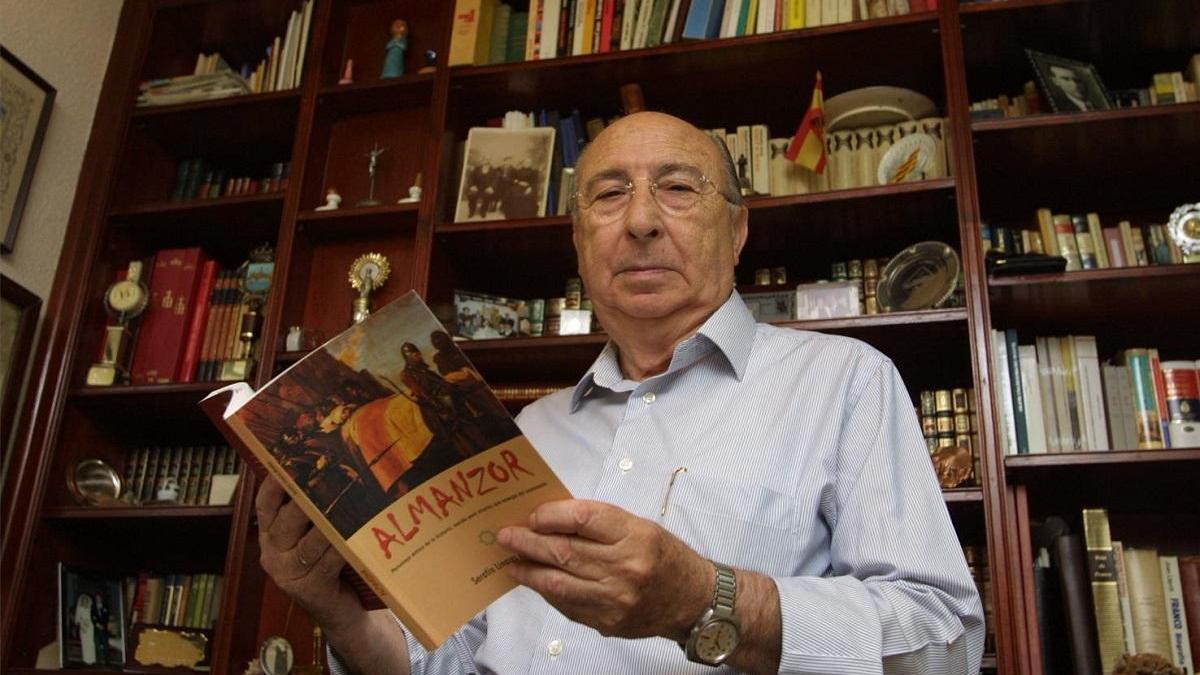 Fallece Serafín Linares Roldán, miembro correspondiente de la Real Academia de Córdoba