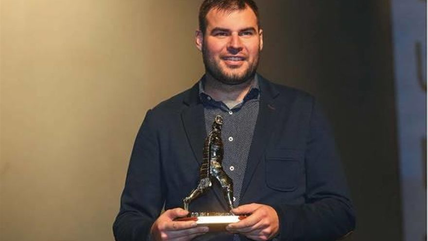 La JCF premia al director teatral  Quique González