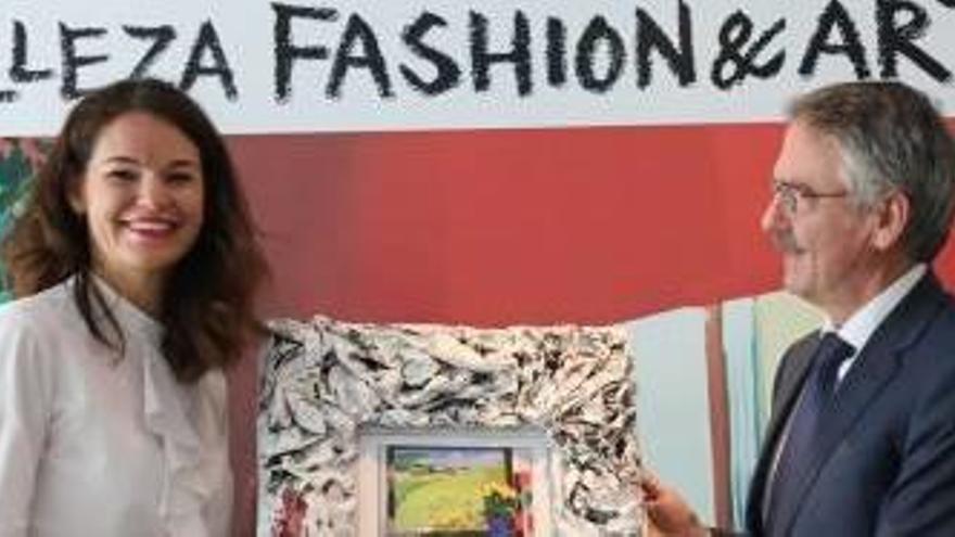 Fashion&Arts reconeix al Museu Thyssen el bon moment de la cosmètica