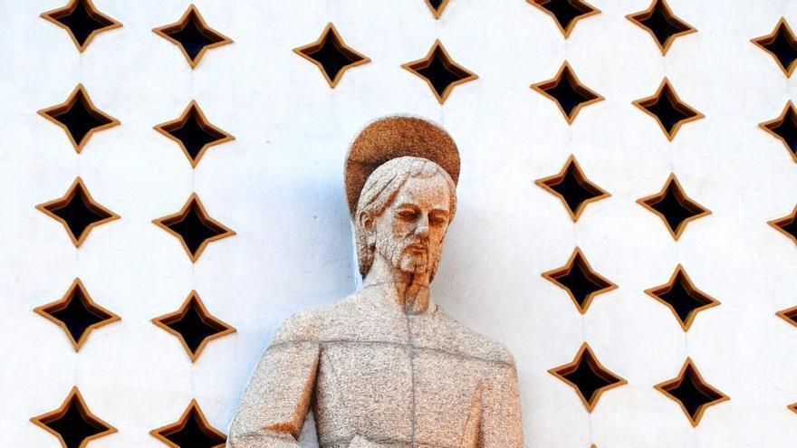 Arredor do escultor  Xoán Piñeiro
