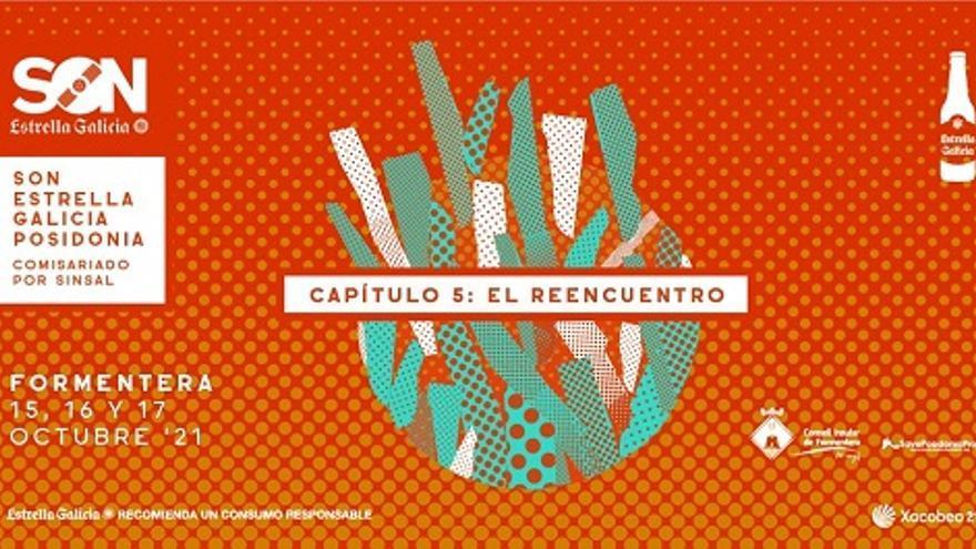 Música y naturaleza en el festival SON Estrella Galicia Posidonia de Formentera