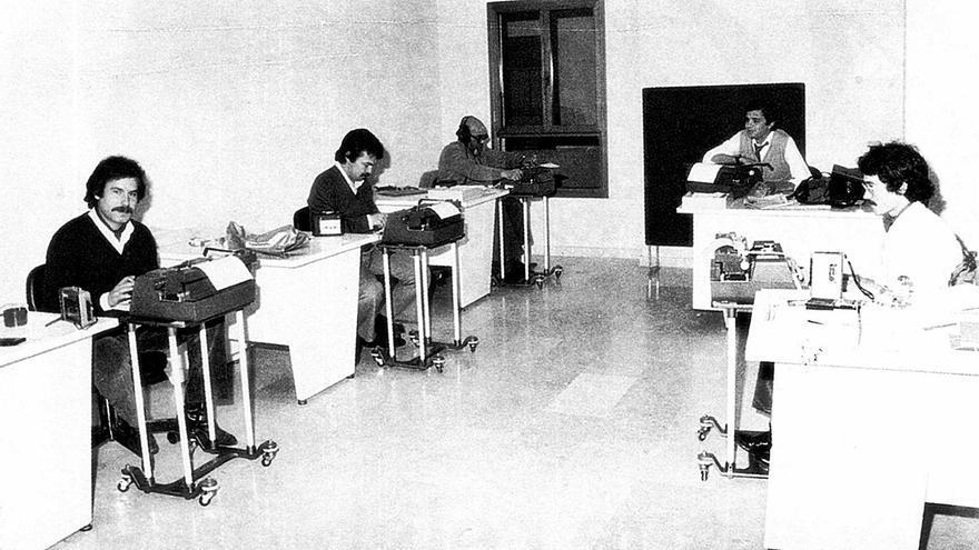 'La Voz de Córdoba' de hace cuarenta años