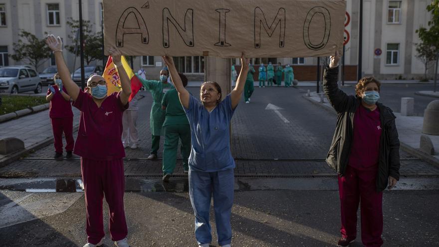 Los premios de Caja Rural de Zamora 2020 galardonan a la primera línea de batalla contra el virus