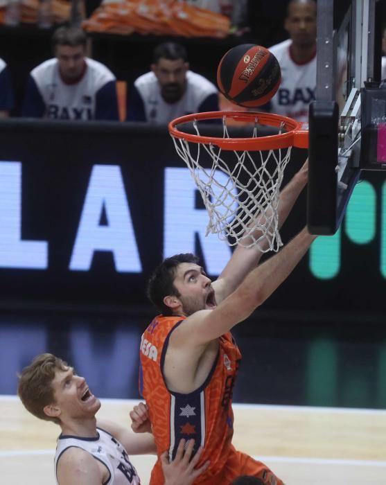 Valencia Basket Club - Baxi Manresa
