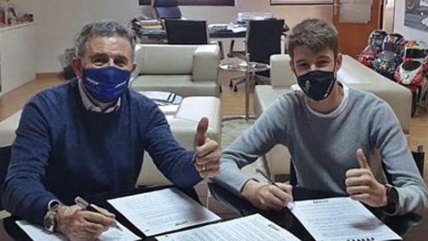 El Aspar Team tendrá un cuarto piloto en el Mundial Junior de Moto3