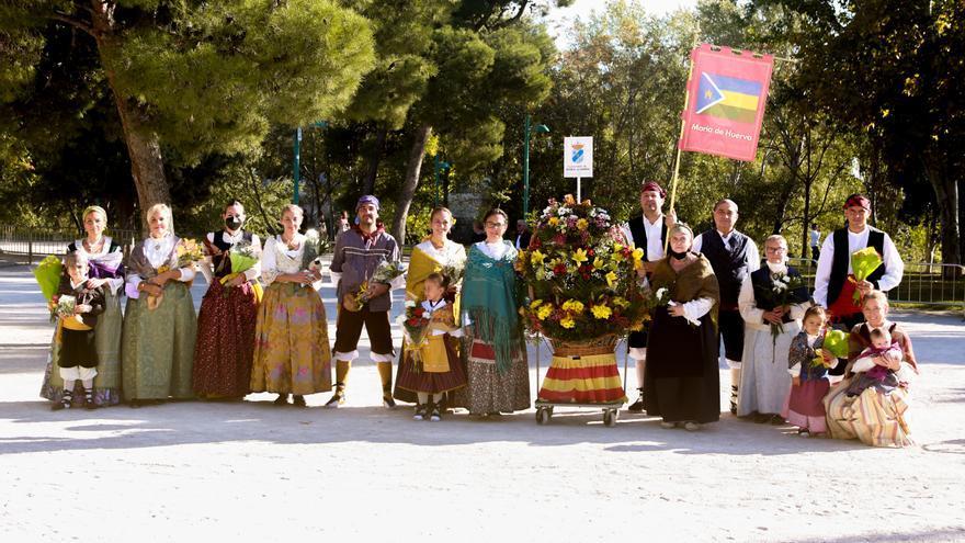 María de Huerva hasta México Lindo
