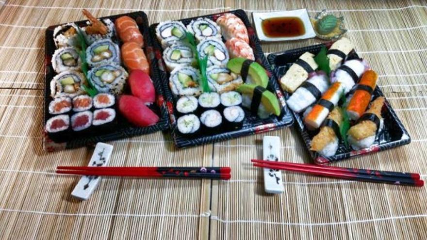Zafiro Sushi