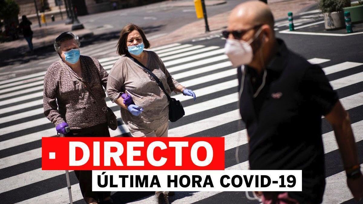 DIRECTO | Última hora del coronavirus y el pase a fase 2 en Valencia