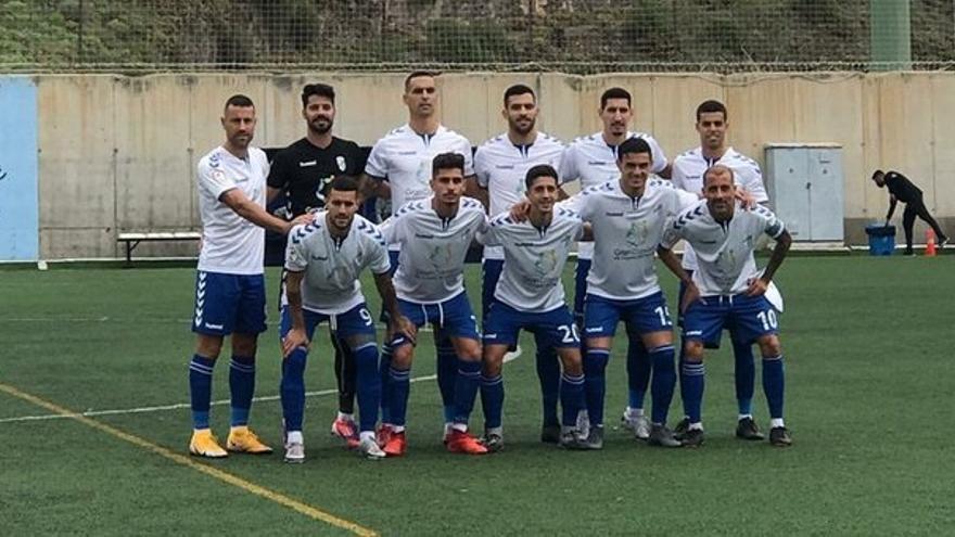 El Tamaraceite se vuelve de vacío en su visita al San Fernando Isleño (1-0)