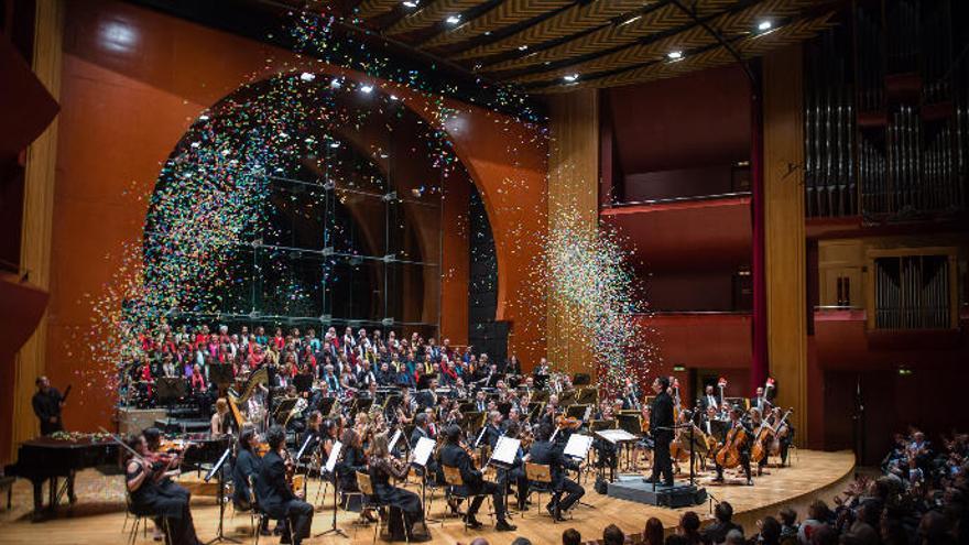 XX aniversario de la Orquesta Sifónica de Las Palmas