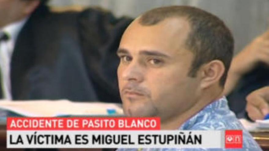 El juez manda a prisión a Evaristo, 'El Platanito'