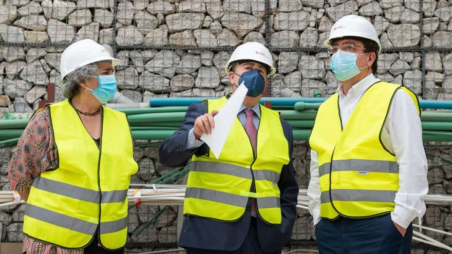 Vara: «Necesitamos unos 10.000 trabajadores de la construcción»