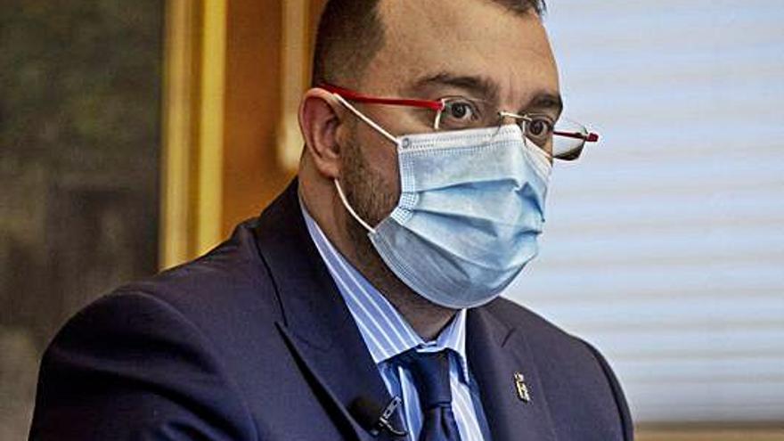 """Barbón, sobre las nuevas medidas restrictivas en Asturias: """"Este nuevo marco estará ya en vigor el martes"""""""
