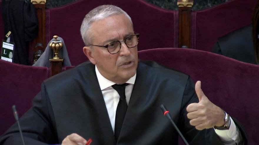 Melero acusa l'Estat de fer un «dispositiu aberrant» amb un «propòsit polític»