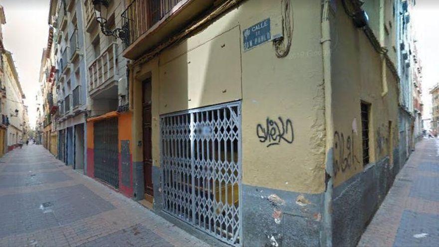 Detenido en Zaragoza un fugado de la cárcel de Zuera cuando amenazaba a su hijastro con un bate