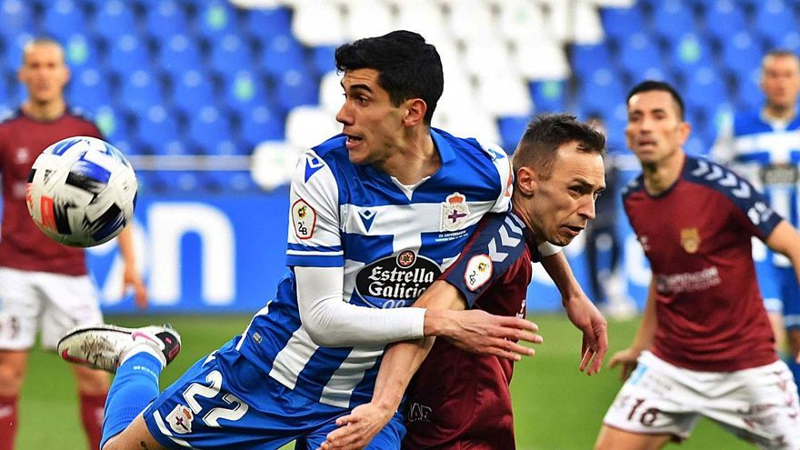 Diego Villares vino a Riazor para quedarse