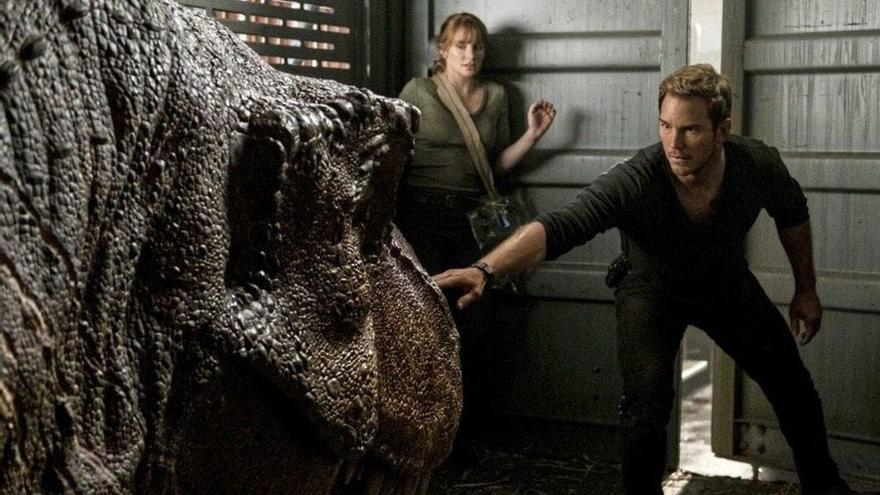 Una imagen del rodaje de 'Jurassic World: Dominion' revela el regreso de un personaje clave