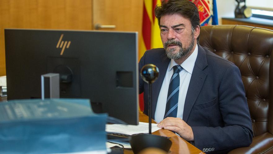 Intervención desbloquea los Presupuestos municipales de Alicante