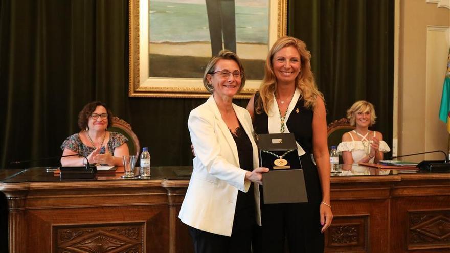 """La UJI recoge la Medalla de Oro de Castellón """"por ser motor de transformación"""" de la ciudad"""