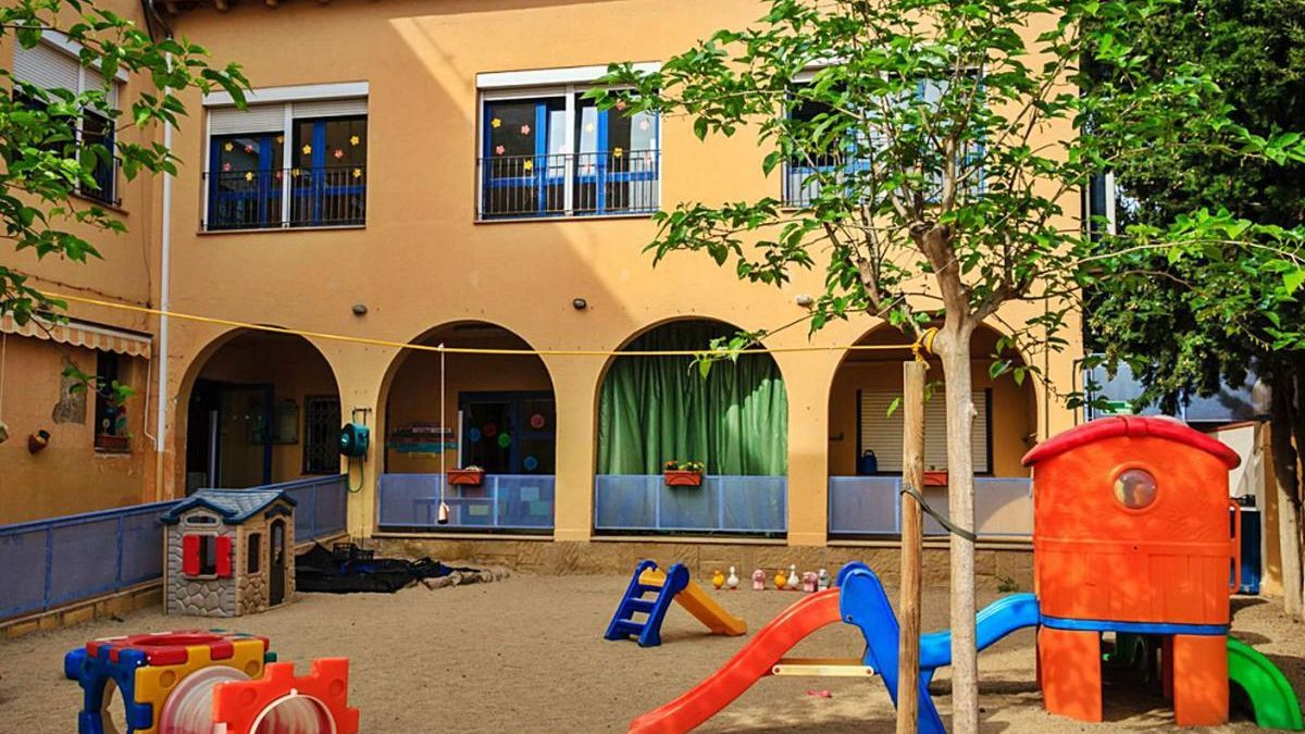 Escola bressol municipal d?Esparreguera