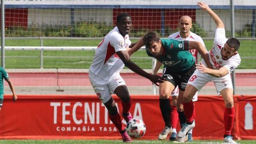 Atlético Baleares rettet einen Punkt im Aufstiegskampf