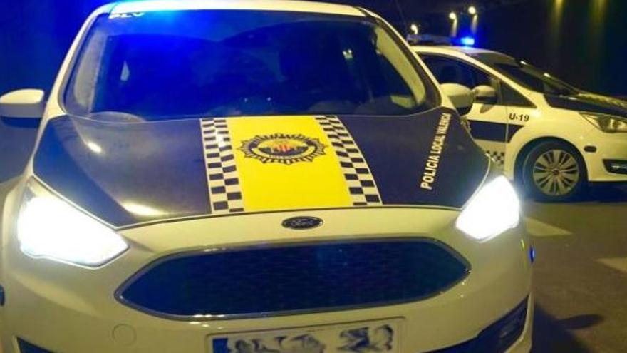 Detenido por circular a 127 km/hora por la avenida dels Tarongers
