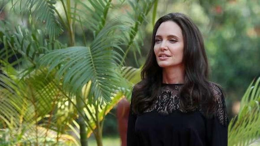 Angelina Jolie, en la precuela de 'Alicia'