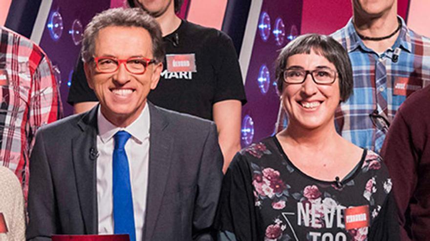 La gallega Fernanda Barros, entre los 11 Magníficos de 'Saber y Ganar'