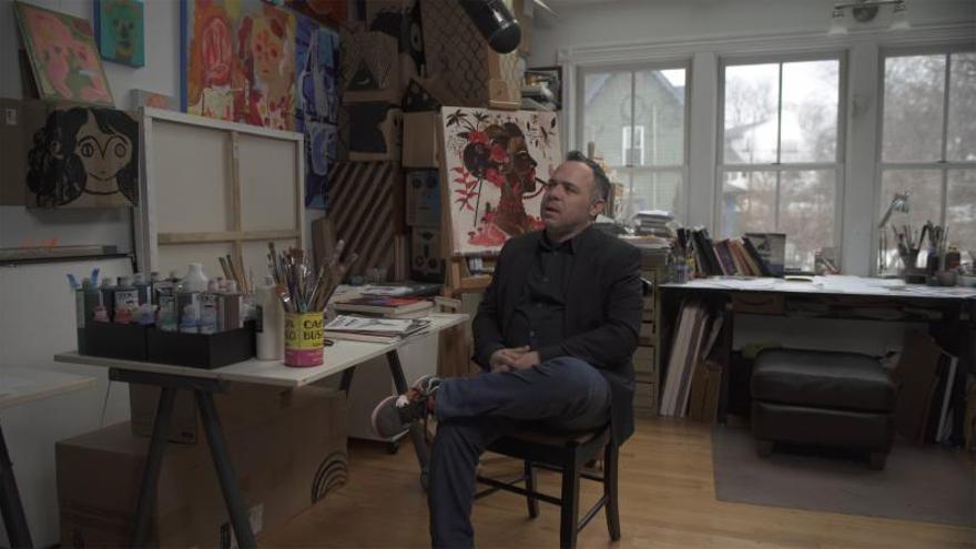 """Edel Rodríguez: """"Me alegro si mis dibujos han ayudado a echar a Trump"""""""