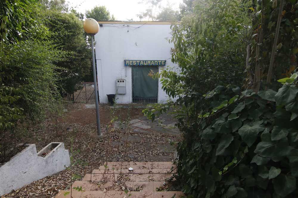El estado del camping municipal de El Brillante