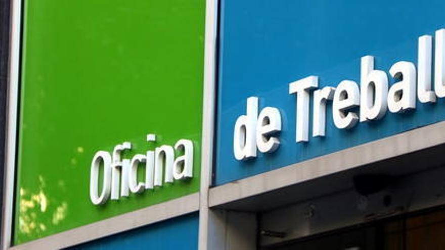 Els treballadors en ERTO cauen un 17,3% mensual al març