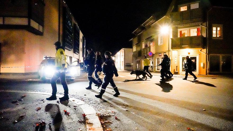 Diversos morts en un atac amb arc i fletxes a Noruega