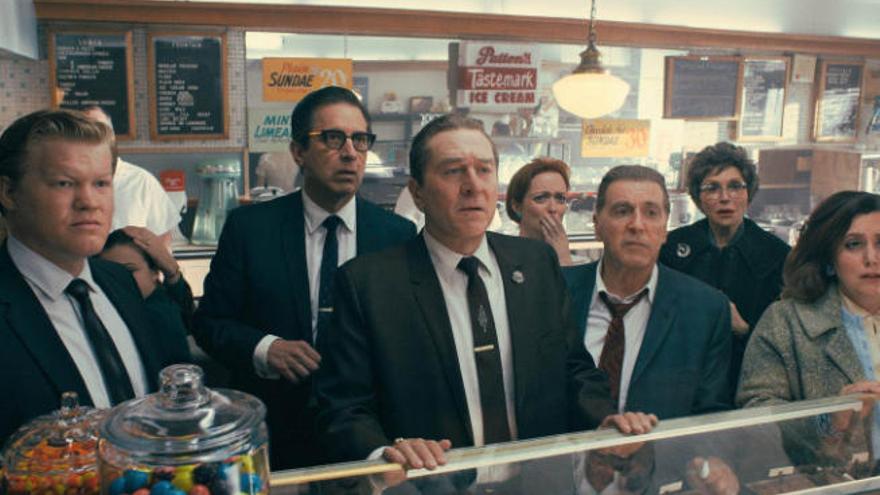 La carrera por los Óscar, ya en 'streaming'