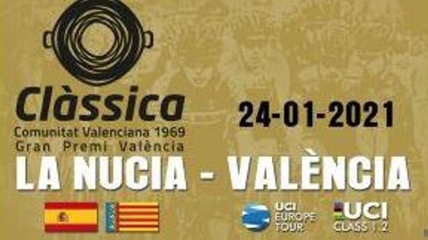 La Clàssica Comunitat Valenciana 1969 saldrá de La Nucia