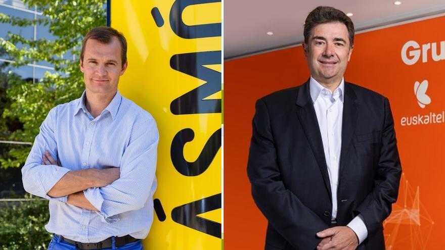 MásMóvil se hace con el 98% de Euskaltel tras la OPA