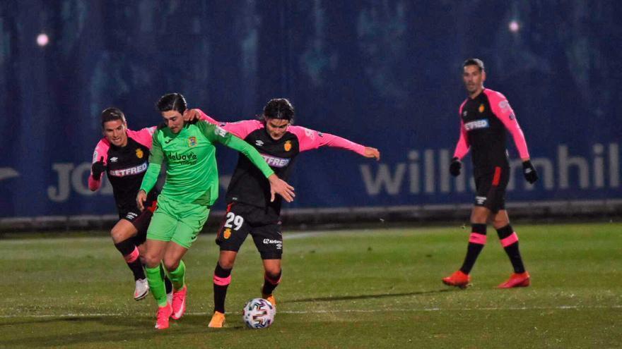Los penaltis condenan al Mallorca en la Copa del Rey
